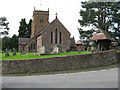 SO7362 : Shelsey Beauchamp church by Peter Whatley