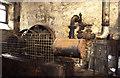 NH6668 : Steam engine, Dalmore Distillery. by Chris Allen