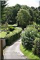 SX0367 : Footpath from Boscarne Junction to Nanstallon by Tony Atkin