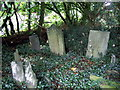 SM9828 : Graves at Beulah by ceridwen