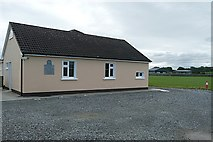 M9039 : GAA pavilion at Taghmaconnell by Graham Horn
