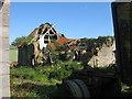 O1864 : Old farmhouse at Flemingtown, Co. Dublin by Kieran Campbell