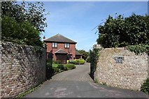 TR3451 : Wells End, Great Mongeham, Kent by John Salmon