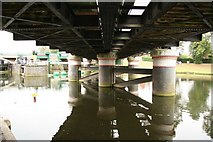 TF3244 : Under the bridge by Richard Croft