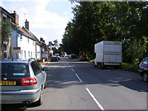 TM3569 : A1120 The Street, Peasenhall by Adrian Cable