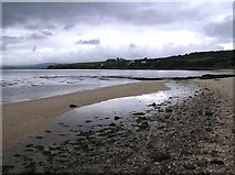 C3123 : Mill Bay, Inch Island by Kenneth  Allen