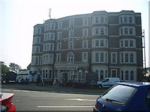 SD4464 : Broadway Hotel, Morecambe by Michael Graham
