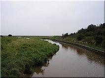NT6578 : The Biel Water by Iain Lees