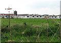 TG3235 : Mundesley Holiday Village by Evelyn Simak