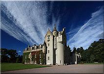 NJ1736 : Ballindalloch Castle by Mike Searle