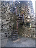HU3909 : Jarlshof settlement by Nick Mutton
