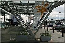 NZ1871 : Newcastle International Airport by David Rogers