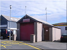 HU4039 : Scalloway Fire Station by Nick Mutton
