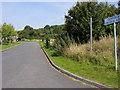 SU8199 : Crownfield industrial estate entrance by Shaun Ferguson