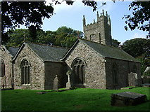 SW5937 : Gwinear Church by Jill Floyd
