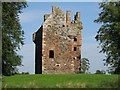 NT6342 : Greenknowe Tower by M J Richardson