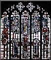NZ2463 : St Nicholas Cathedral, Newcastle - Window by John Salmon