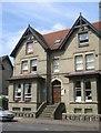 TL4557 : Fine House - Harvey Road by Sandy B