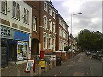 SP0198 : Birmingham Road at Six Ways by John Shobbrook