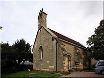 SE3766 : St Mary, Roecliffe, North Yorkshire by John Salmon