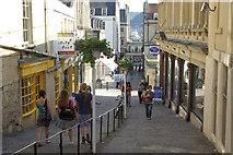 ST7465 : Bartlett Street, Bath by Stephen McKay