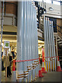 NZ2439 : New organ pipes by Stephen Craven