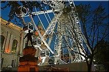 J3373 : The Big Wheel, Belfast (6) by Albert Bridge