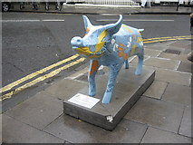 ST7565 : Roger the Pig by David Roberts