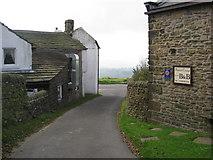 SK2077 : Bretton - Another approach to the Barrel Inn by Alan Heardman