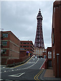 SD3036 : Blackpool Tower by Kenneth  Allen