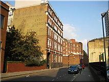 TQ3282 : Shoreditch: Dingley Road, EC1 by Nigel Cox