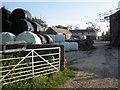 SX2396 : Goscott Farm by Roger Cornfoot
