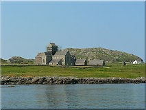 NM2824 : St Mary's Abbey, Iona by Rich Tea