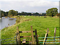 NY6125 : Stile by the River Eden by mauldy