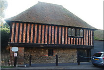 TR1859 : The old town hall, Fordwich by N Chadwick
