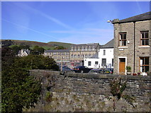 SD8122 : Rossendale Town Hall, Bacup Road by Robert Wade
