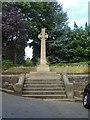 SE0426 : War Memorial, Luddenden by Alexander P Kapp