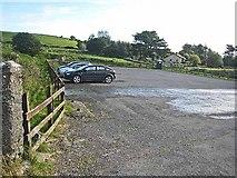 G6333 : Knocknarea car park by Oliver Dixon