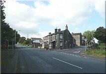 SE0721 : Turbury Lane, Greetland by Humphrey Bolton