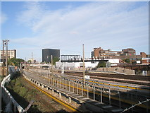 SU6400 : Rear of Portsmouth & Southsea Station by Basher Eyre