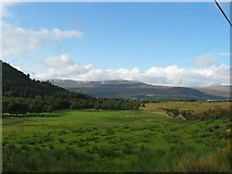 NN1273 : Auchintee looking back to Claggan by Johnny Durnan