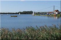 TA0423 : North Lincolnshire & Humberside Sailing Club by Paul Harrop