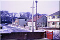 SE1127 : February 1963 Yew Trees Avenue, Northowram by David Dobson