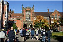 NZ2465 : Newcastle University by Bill Henderson