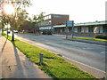 TL8464 : Vinten office block, Western Way by John Goldsmith