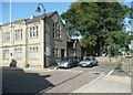 SE1422 : The Salvation Army Citadel, Clifton Road, Brighouse by Humphrey Bolton