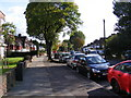 TQ4584 : Upney Lane by Geographer