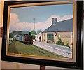 H2094 : Portrait, former railway,  Killygordon by Kenneth  Allen