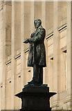 SJ3490 : Statue of Sir Arthur Forwood by Alan Murray-Rust